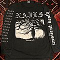 Nails- Unsilent Death LS TShirt or Longsleeve