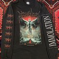 Immolation- Atonement LS TShirt or Longsleeve