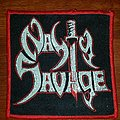 Nasty Savage - Patch - Wanted