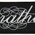 Anathema - Patch - Anathema, Agalloch and Katatonia patches