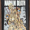 Napalm Death - Mass Appeal Madness - Backpatch
