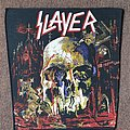 Slayer - South of Heaven - Backpatch