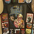 Death - Battle Jacket - Pull The Vest