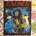 Exumer - Rising from the Sea - Backpatch
