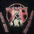Iron Maiden long sleeve Maiden Japan Xl TShirt or Longsleeve