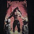 Manowar old shirt