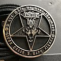 Deströyer 666 beltbuckle
