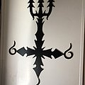 Dissection logo in metal handcrafted Other Collectable