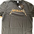 Metallica - TShirt or Longsleeve - Metallica amplified metallic