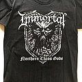 Immortal - TShirt or Longsleeve - Immortal northern chaos gods