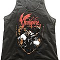 Vampire - TShirt or Longsleeve - Vampire rex shield tank top