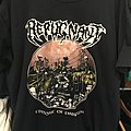 Repugnant Epitome of darkness XL reprint TShirt or Longsleeve