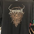 Demonical - Inexorable Death Metal Darkness XL TShirt or Longsleeve