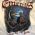 Entrails - Eaten by the Dead (white XL)