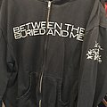 Between The Buried And Me - Horse gasmask man XL Hooded Top