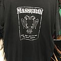 Massgrav - This war will be won by meateaters XL TShirt or Longsleeve