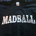Dummy hard madball crew neck