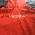 Vamachara 1/1 embroidered hoodie Hooded Top