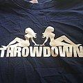 Throwdown mudflap girl shirt