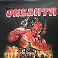 Unearth Rambo rip  TShirt or Longsleeve