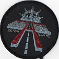 "Uriah Heep ""Britsch Tour `80"" patch"