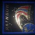 "Rainbow ""Down to Earth"" patch"