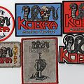 Iron Kobra patches