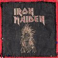 "Iron Maiden ""S/T"" patch"