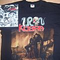 "TShirt or Longsleeve - Iron Kobra ""Four Warriors"" Shirt"