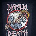 Patch - Napalm Death Original Backpatch