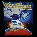"Judas Priest ""Ram it Down"" Backpatch"