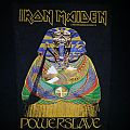 "Iron Maiden ""Powerslave"" Backpatch"
