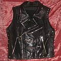 None - Battle Jacket - Rob Halford style leather vest