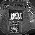 Battle Jacket - My first battle vest.