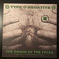 Type O Negative - Origin Of The Feces Not Live At Brighton Beach lp