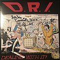 DRI - Dealing With It signed