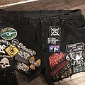 Patches pants