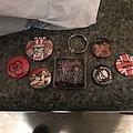 Led Zeppelin - Pin / Badge - Flea market score