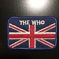 The Who British Flag patch