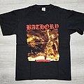 Bathory - TShirt or Longsleeve - Bathory Hammerheart t-shirt