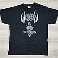 "Weapon ""Within The Flesh Of The Satanist"" t-shirt"