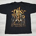 "Nile ""Black Seeds of Vengeance"" t-shirt"