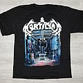 "Mortician ""Hacked Up For Barbecue"" t-shirt"