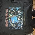 Iron Maiden The Final Frontier album cover