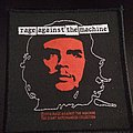 RATM Che Guevara patch