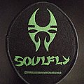 Soulfly Logo patch