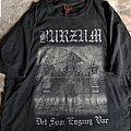 Burzum - TShirt or Longsleeve - Burzum Det Som Engang Var Tee