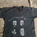 Metallica - TShirt or Longsleeve - Metallica The Black Tour Tee