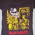 Iron Maiden Women in uniform Thatcher shirt