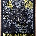Black Sabbath The End 2016 patch